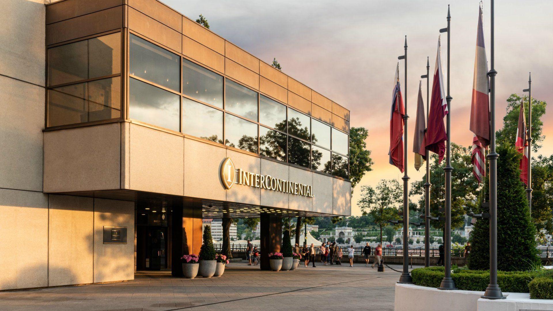 intercontinental budapest hotel szálloda