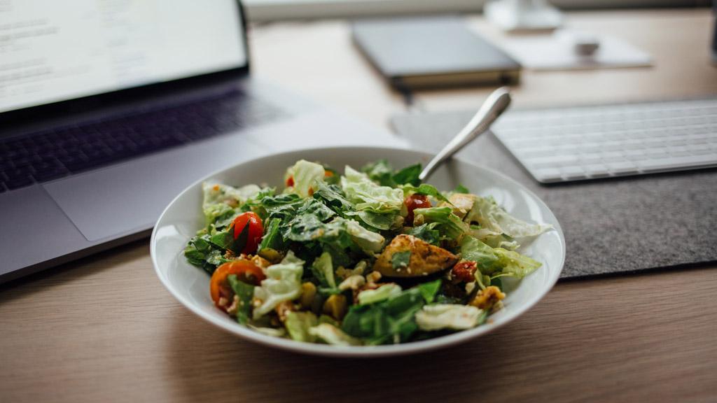 Ebéd a munkahelyen / Fotó: Unsplash