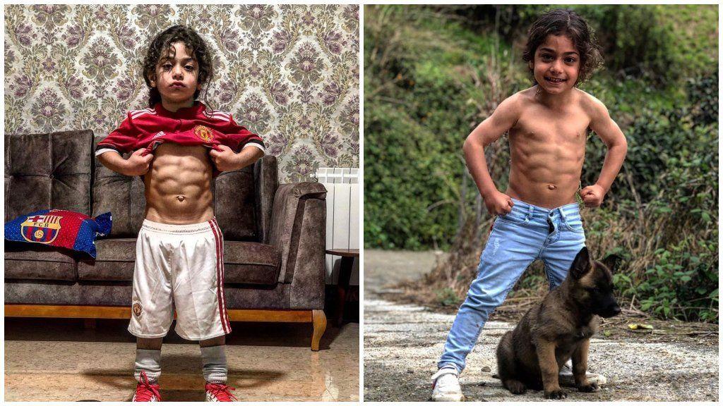 izmos kisfiú 6 éves