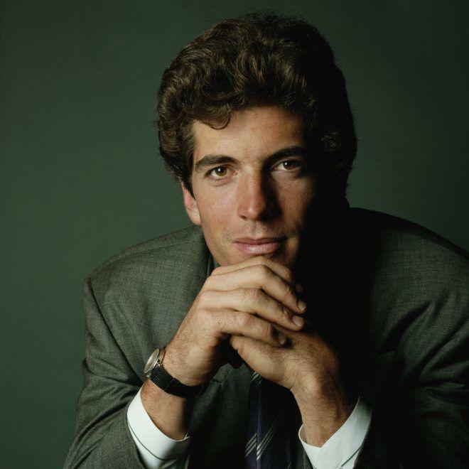 John F. Kennedy Jr (fotó: Brownie Harris/Corbis via Getty Images)