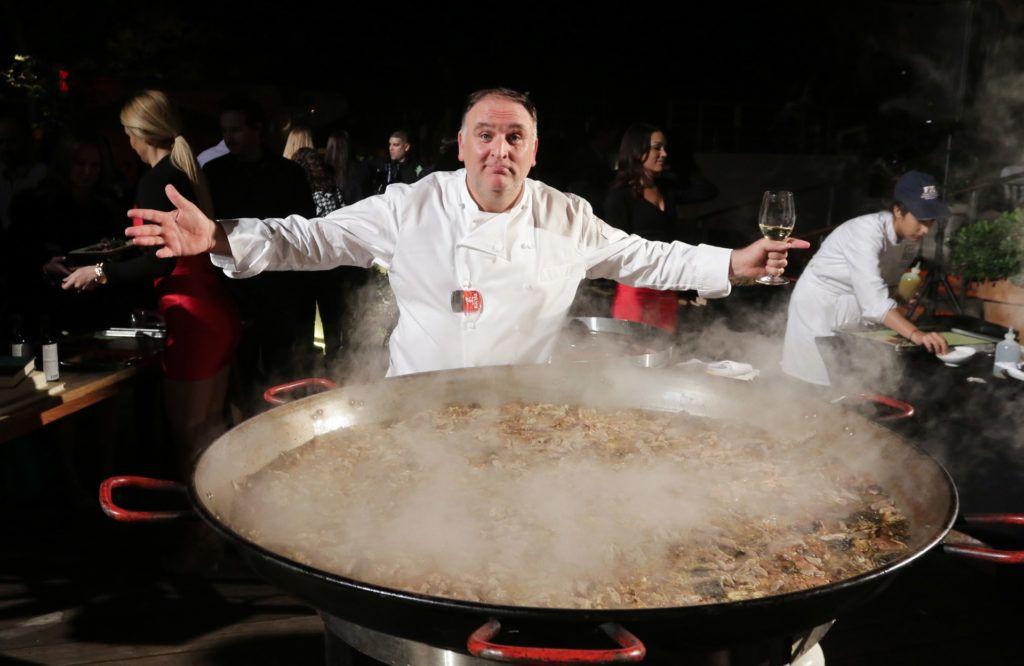 A világ egyik leghíresebb szakácsa rúgta ki