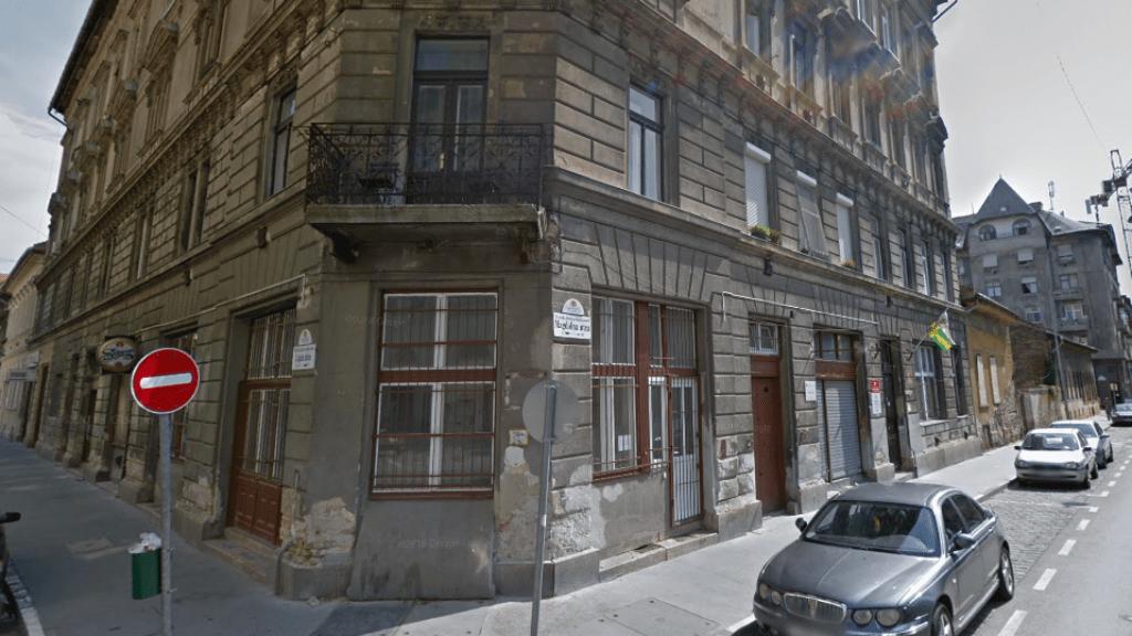 Áram nélkül maradt a Magdolna utca 43.