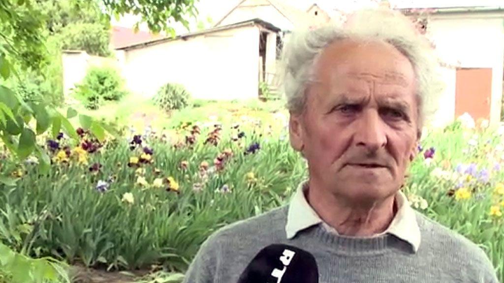 Merczel György kertje