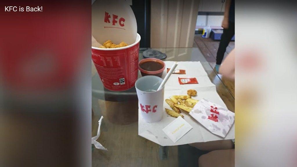 Otthoni KFC