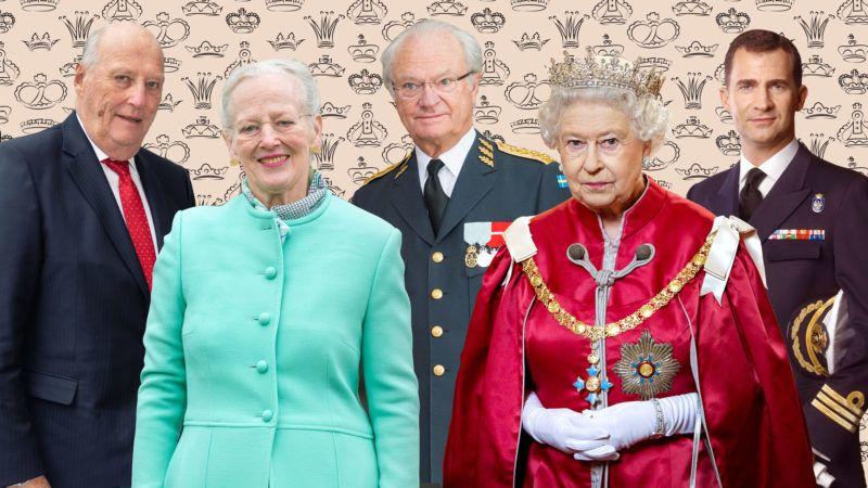 Viktória királynő ükunokái