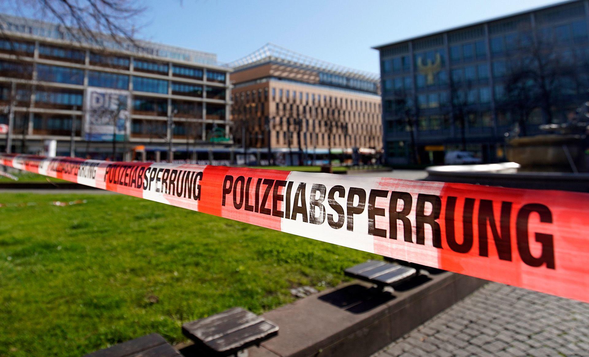 koronavírus németország lezárás