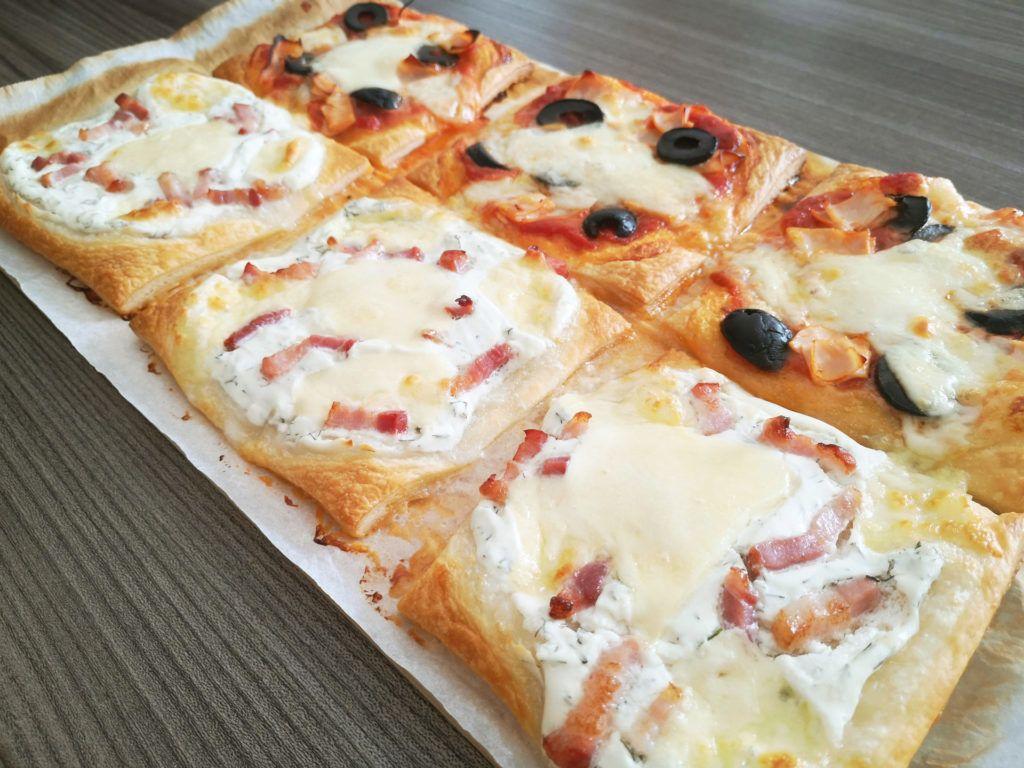 Leveles pizza