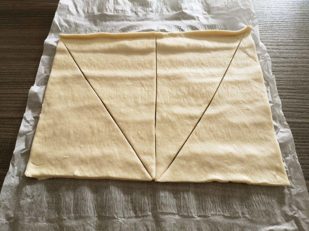 Leveles tésztában sült virsli