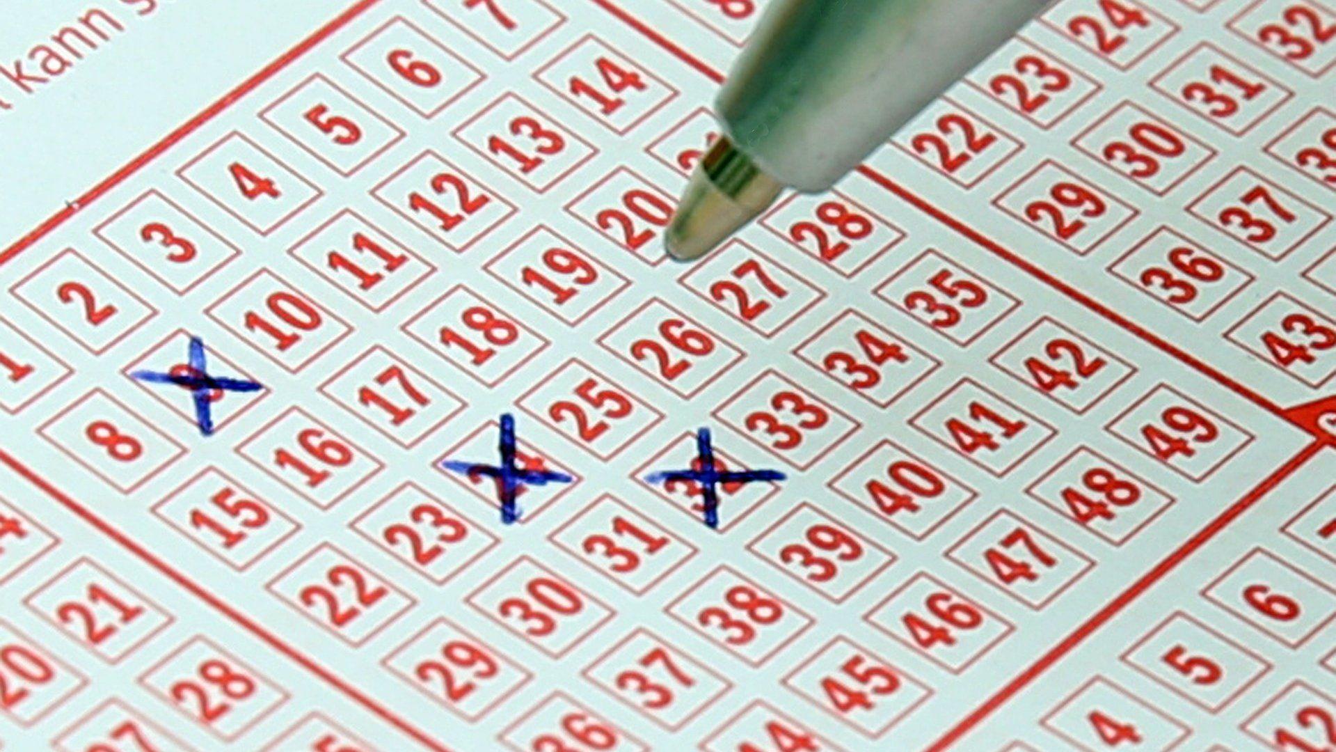 lottó lottószelvény