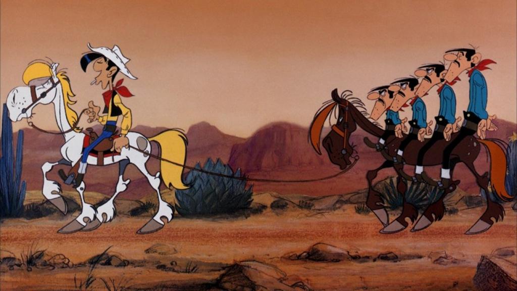 Lucky Luke és a Daltonok öröksége
