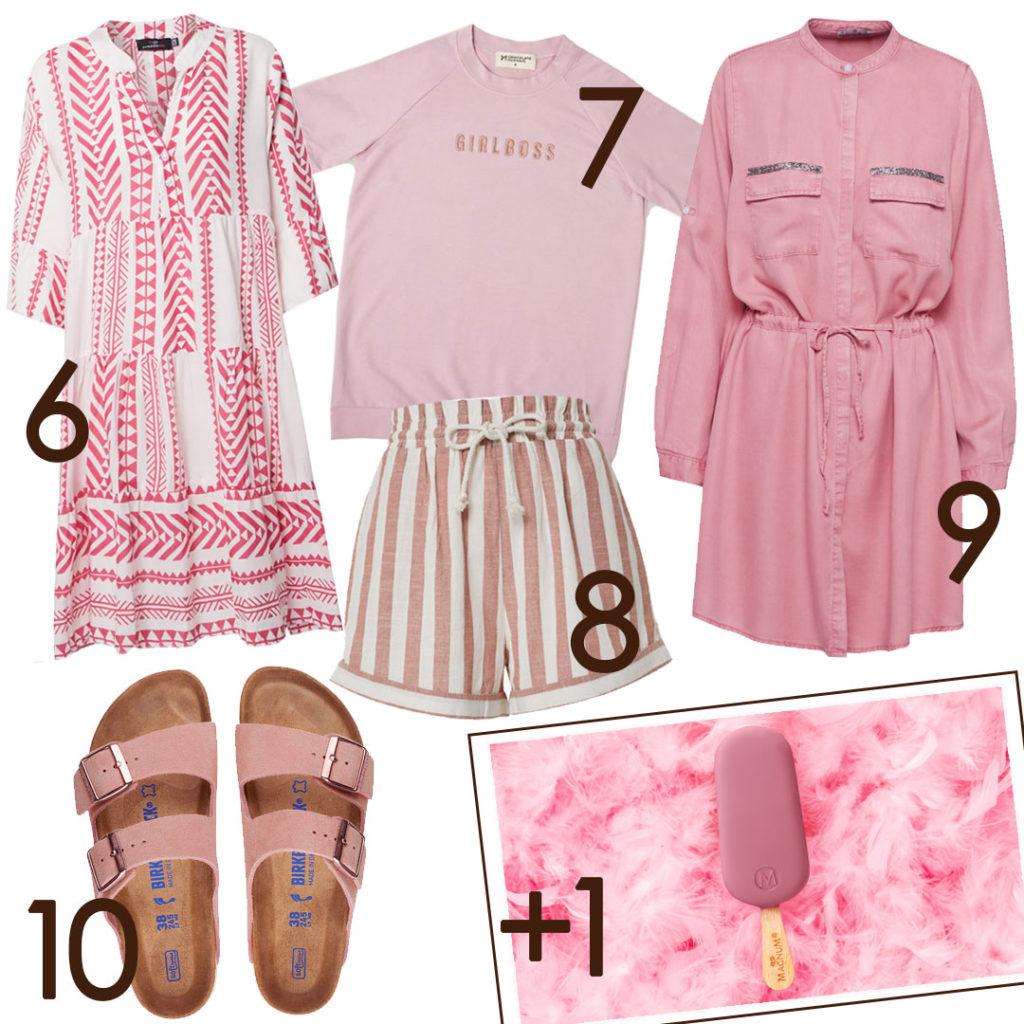 A ruby rózsaszín varázsa - 10 ruha és kiegészítő a nyár színében