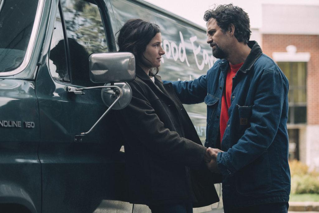 Jelenet Mark Ruffalo új filmjéből
