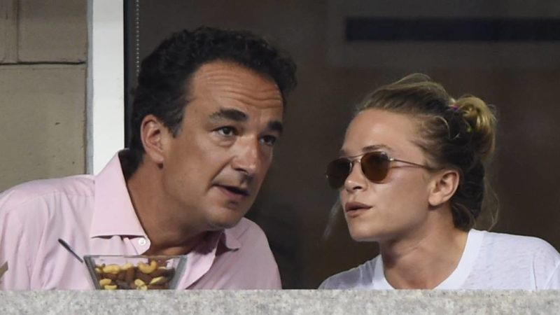 Mary-Kate Olsen és Olivier Sarkozy