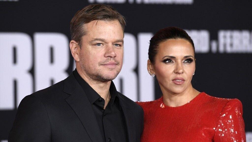 Matt Damon és családjának egy része Írországban karanténozik