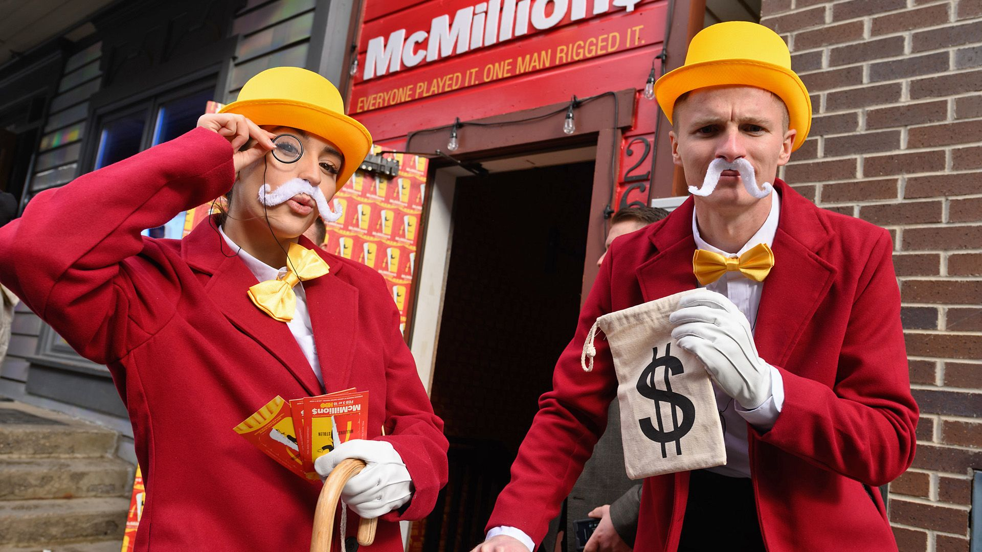 Egy évtizeden át nyúlták le a McDonald's-ot