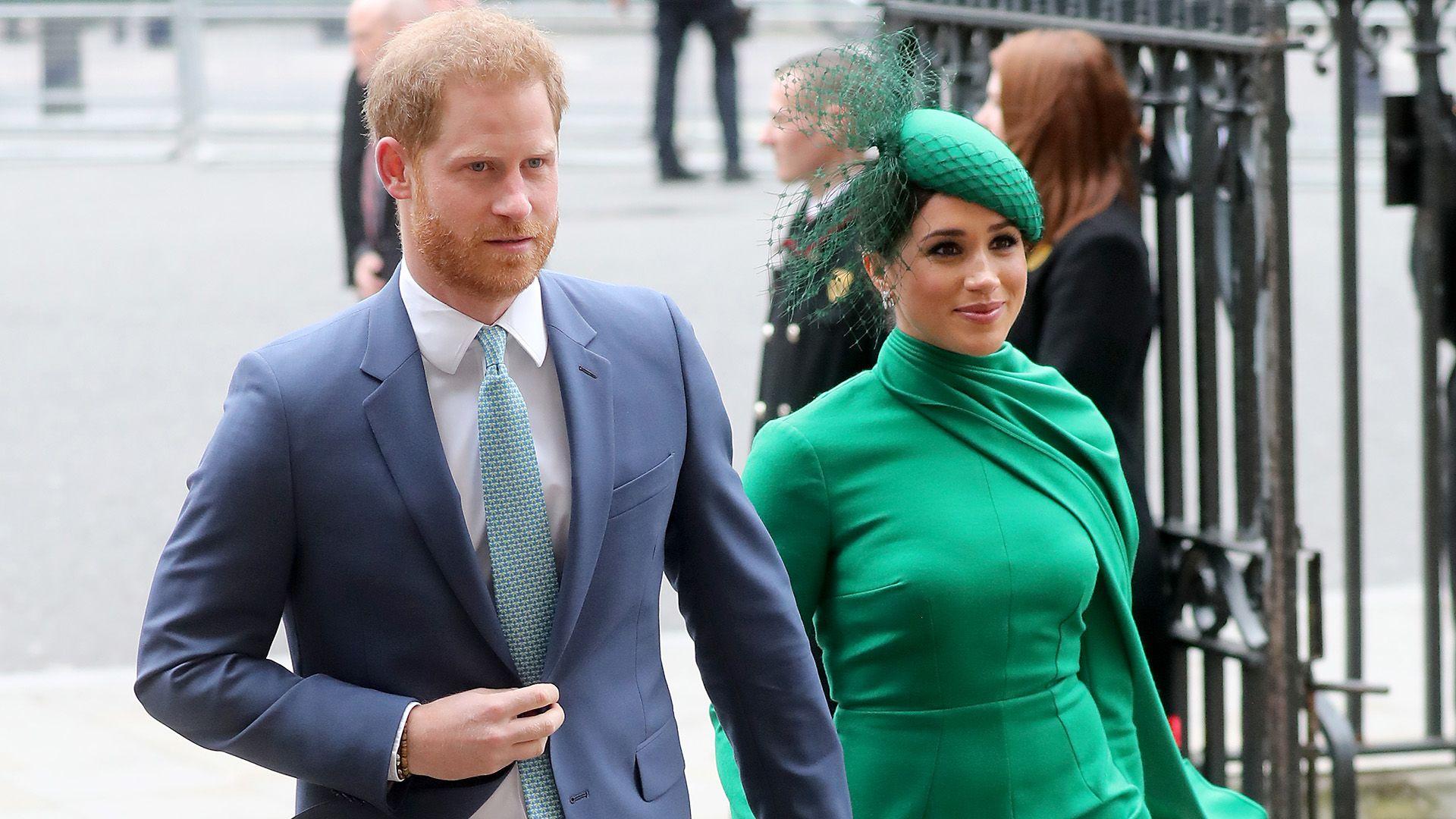 Harry herceg és Meghan Markle Londonban