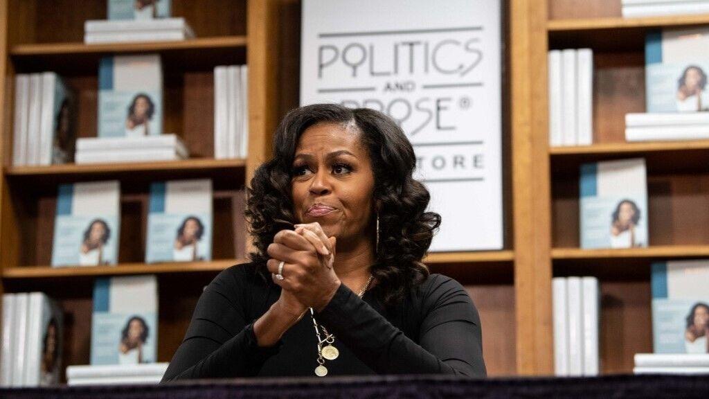 Jön a Netflixre Michelle Obama bestsellere, a Becoming