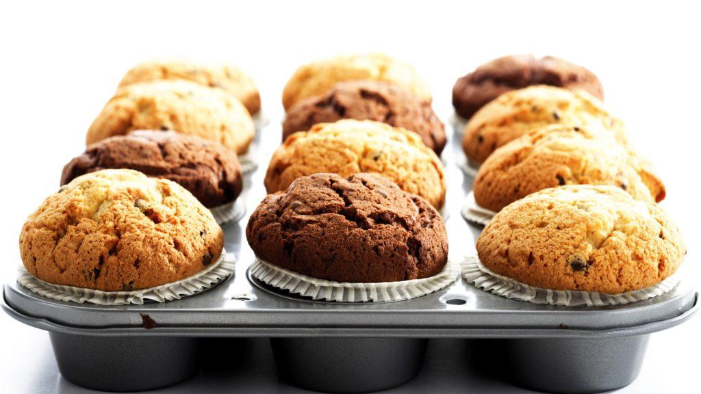 Gyors sütemény: muffin