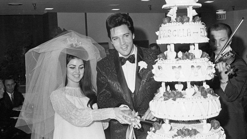 Elvis Presley esküvője 1967-ben