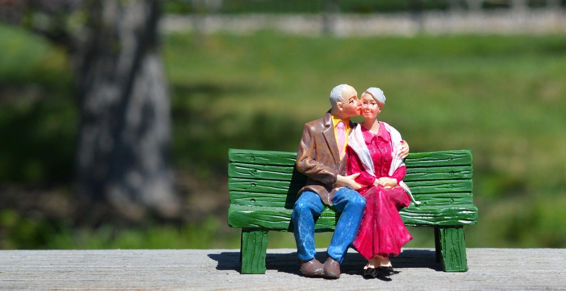 65 év alatt szinte minden napjukat együtt töltötték.
