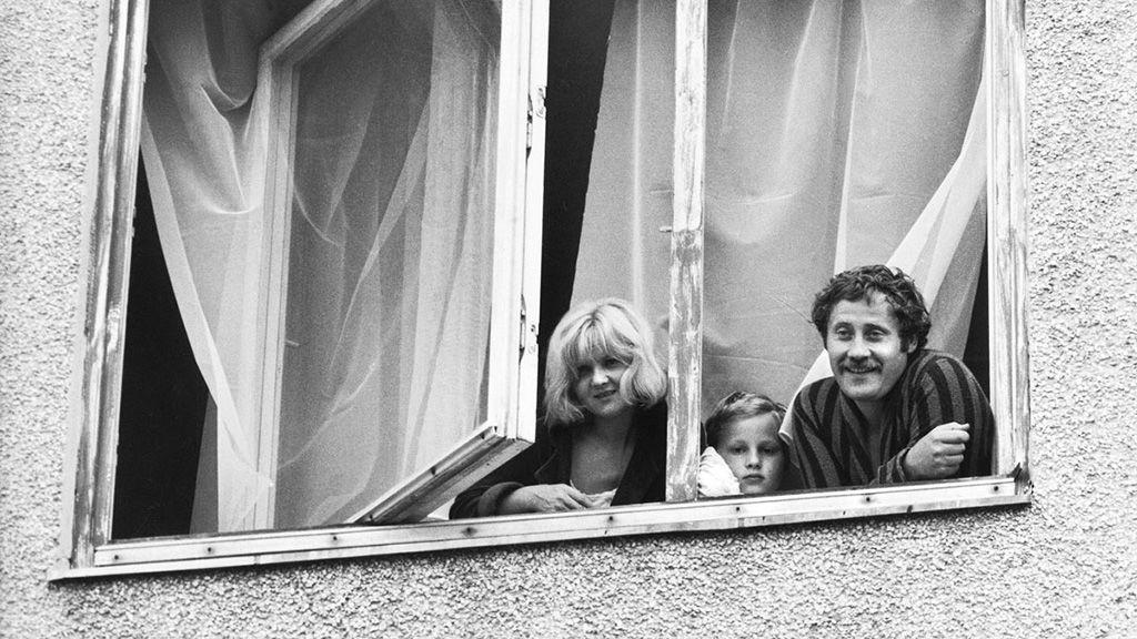 Tarr Béla 1982-es Panelkapcsolat című filmje