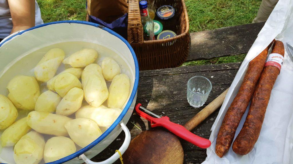 Megint lehet bandázni: paprikás krumpli és más bográcsos ételek