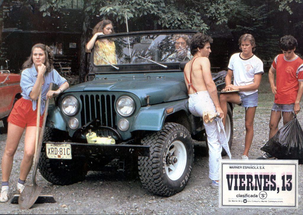 Az eredeti Péntek 13 film 1980-ból