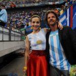 Natalia Oreiro és Facundo Arana 2006-ban