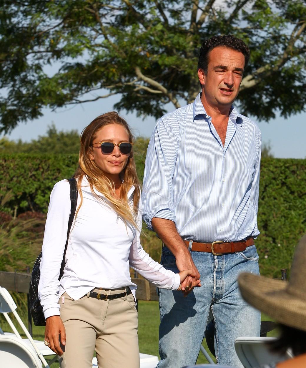 Válik férjétől Mary-Kate Olsen