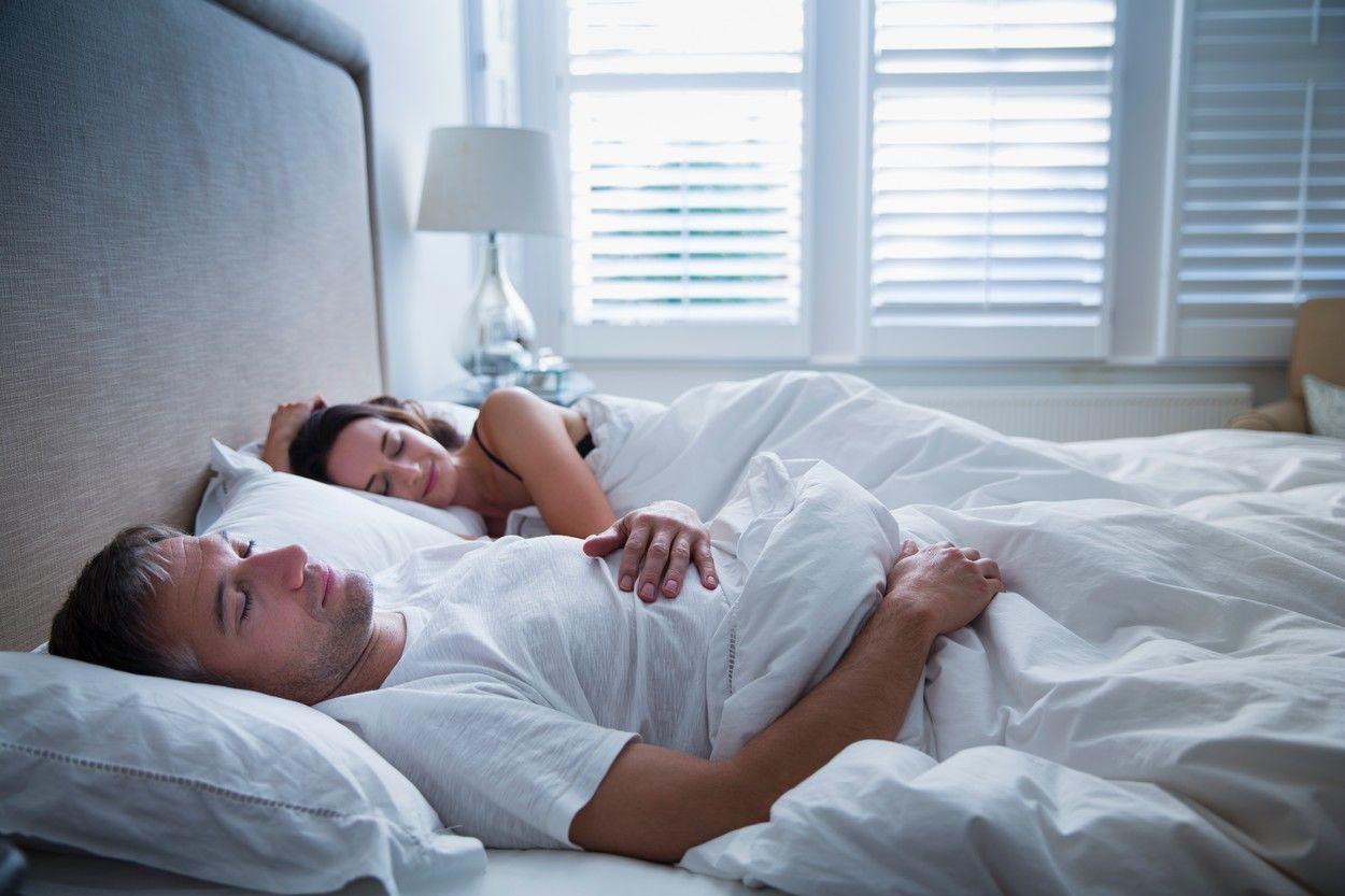minőségi alvás