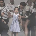 Nem egy berezelős lány! A grimaszbajnok Sarolta hercegnő 2019-ben így produkálta magát