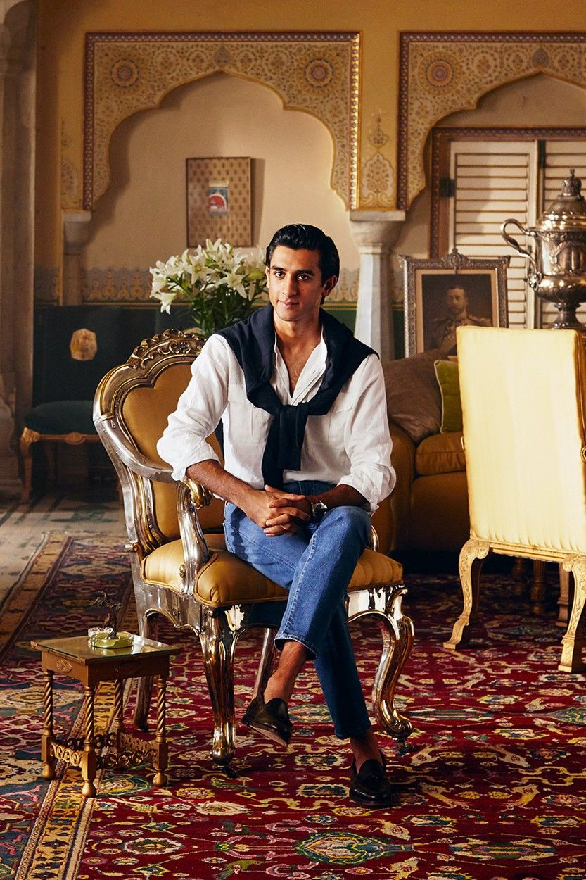 Padmanabh Singh indiai király