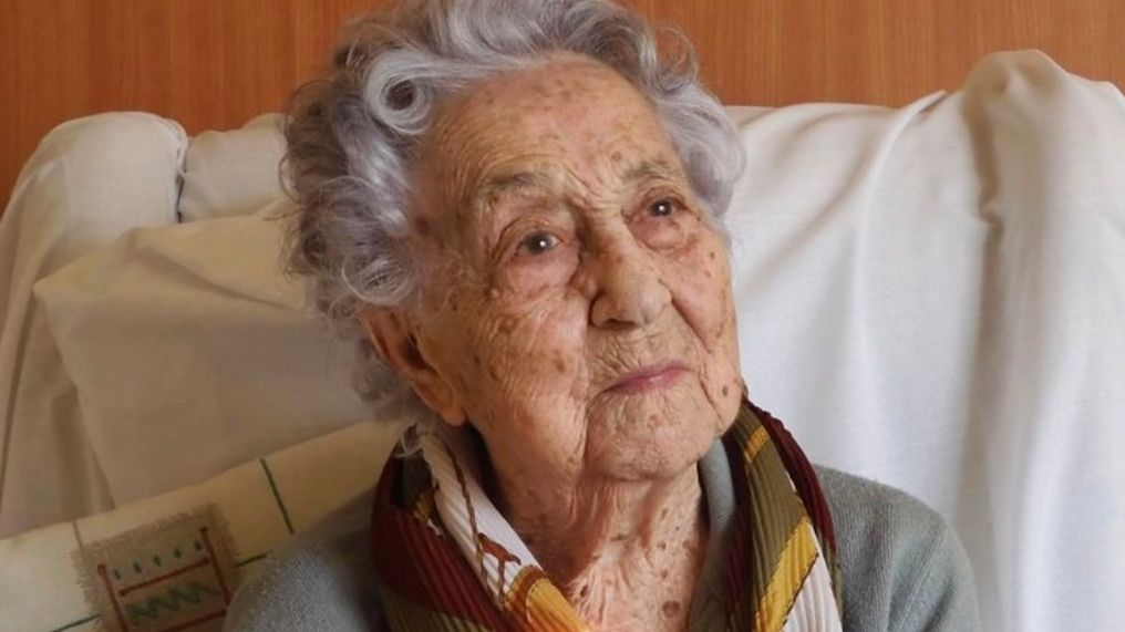 Idős asszony