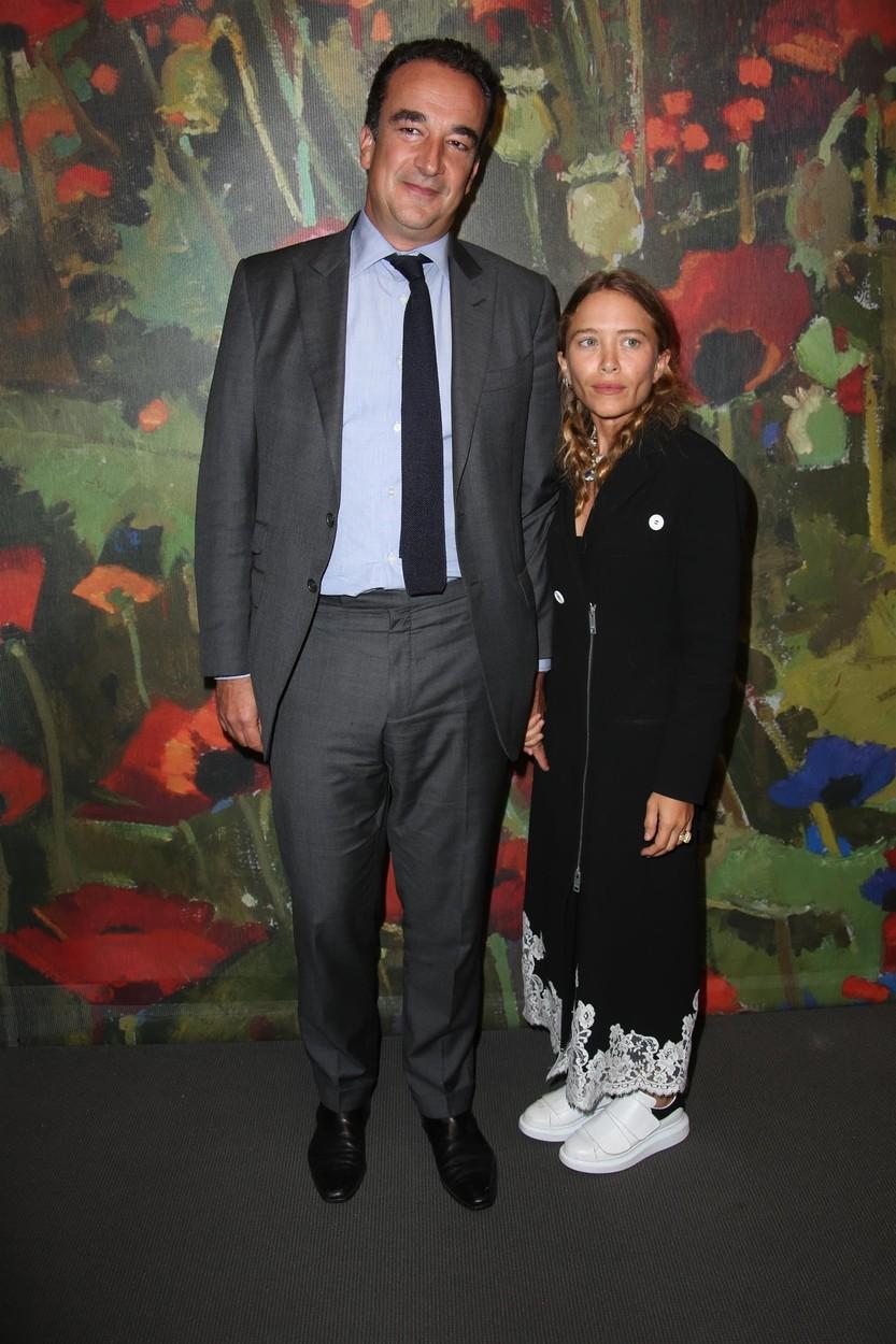 Sürgősségi válást kért férjétől Mary-Kate Olsen