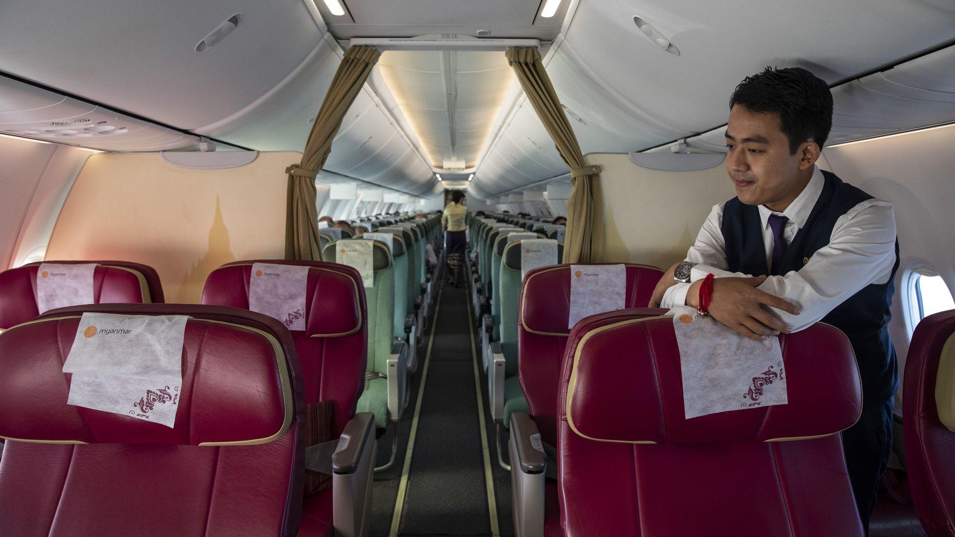 A koronavírus-járvány terjedésének az egyik első áldozatai a légitársaságok