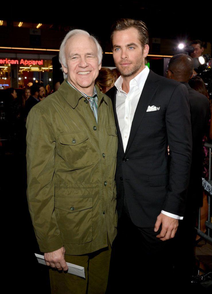 Robert Pine és Chris Pine
