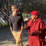 Idén, a katmandui utazását szépen dokumentálta, ez egy kép Sebestyén Balázs nyilvános Insta -albumából