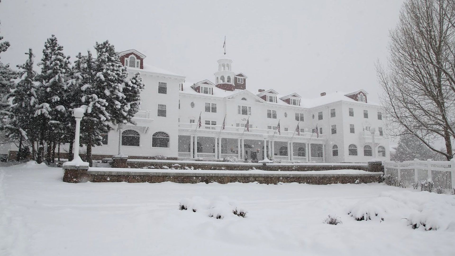 A Stanley Hotel
