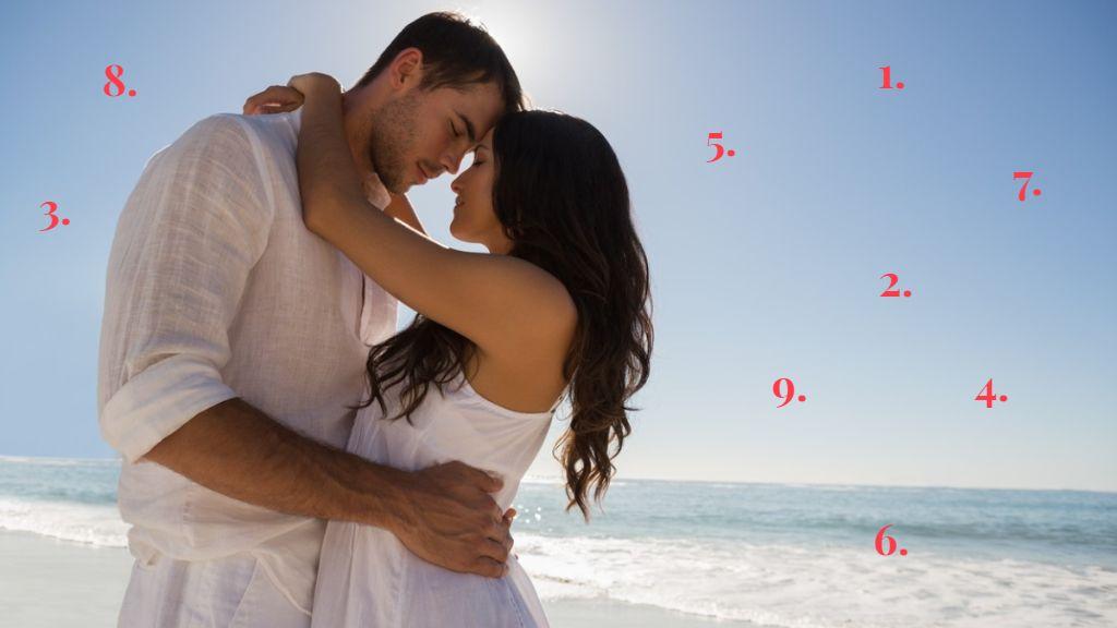 A számmisztika pontosan megmutatja, hogyan szeretnéd, hogy szeressen a párod