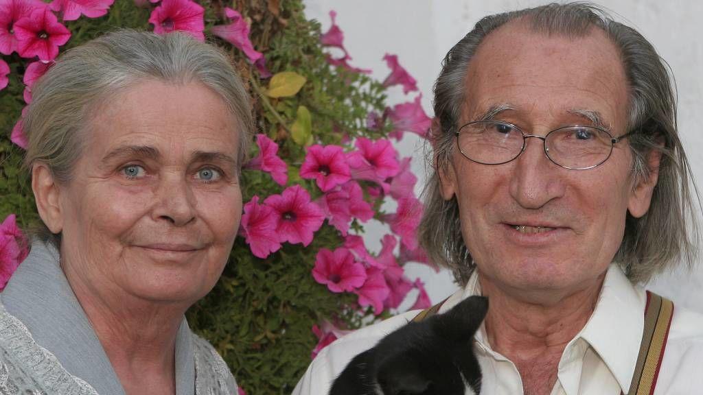 Szilágyi István és Jolika