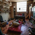 Szilágyi István és felesége házában ez a hálószoba