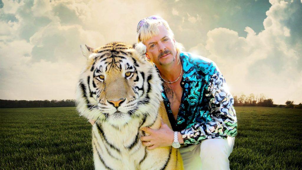 Joe Exotic és a Tiger King 2020. eddigi legnagyobb szenzációja (Fotó: Netflix)