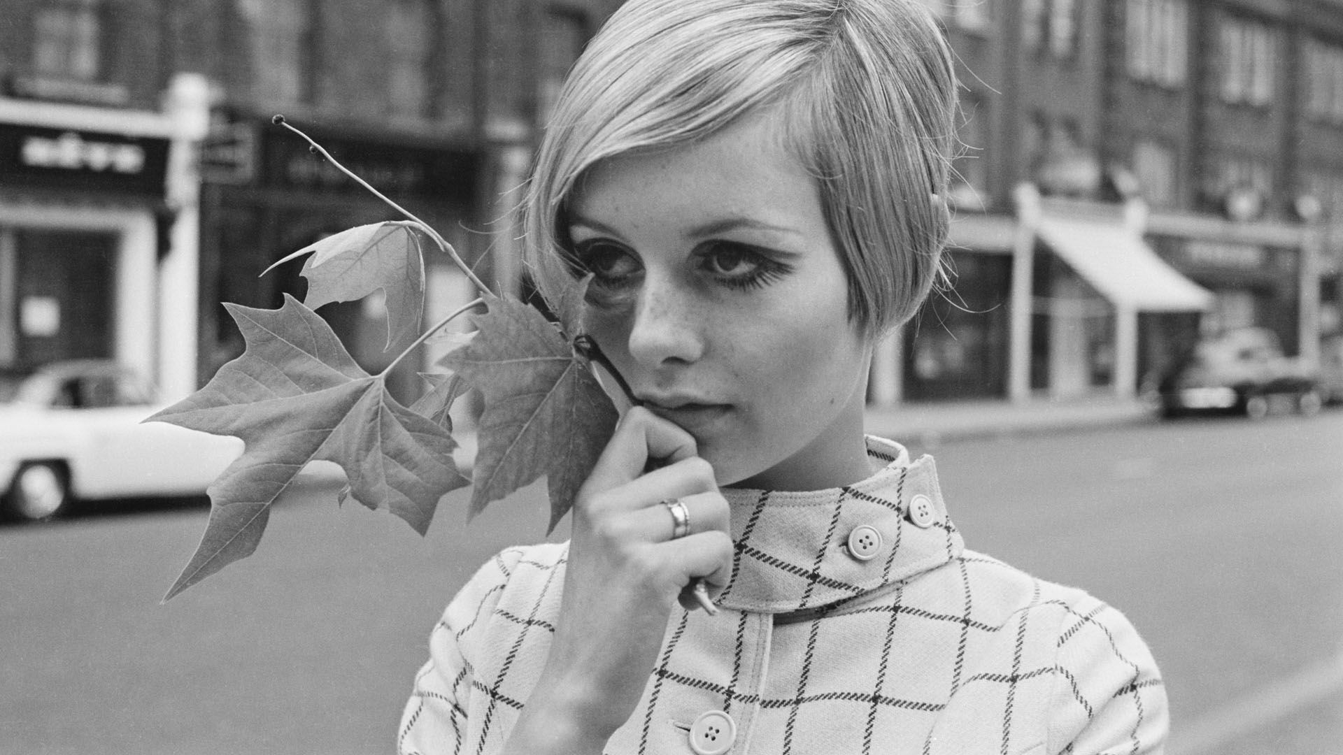 Twiggy a Kings Road-on