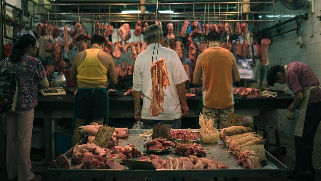 A húsevés epidemológiai szempontból veszélyes lehet a jövőben.