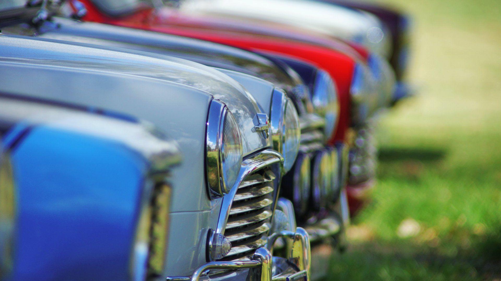 régi autók