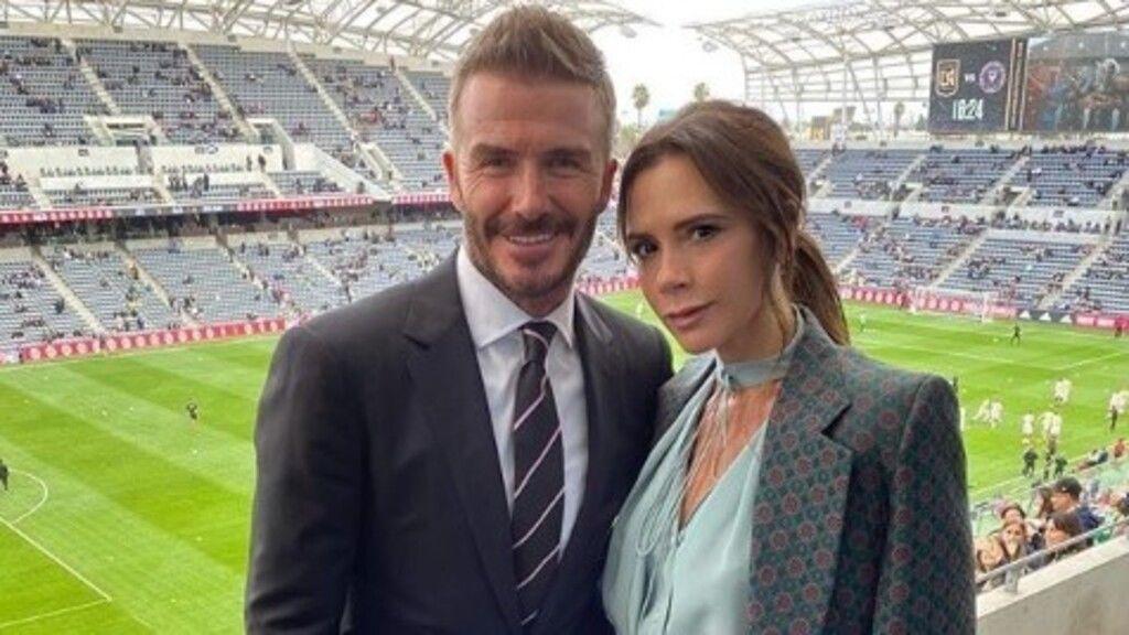 Kicikizte Victoriát David Beckham egy fotó miatt