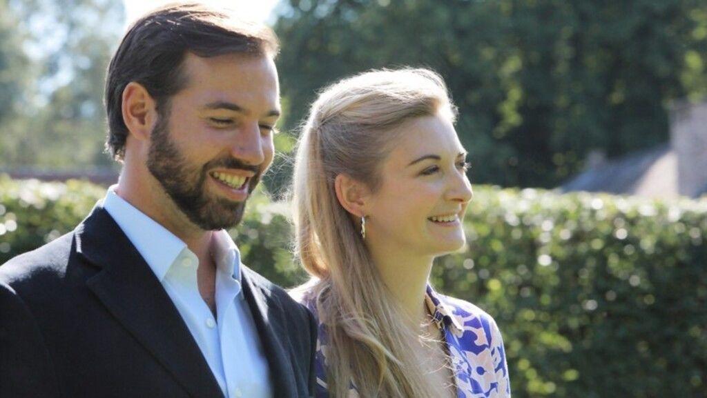 A luxemburgi trónörökös és boldog felesége alig várják, hogy megmutathassák kisbabájukat.