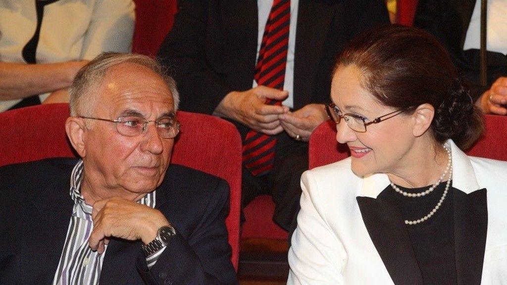 Vitray Tamás és Kállai Bori
