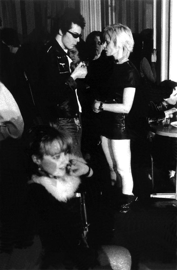 A Sex Pistols frontembere, Sid Vicious és Vivienne Westwood (Fotó: Ian Dickson/Redferns)