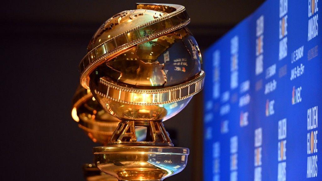 Golden Globe-díjak díszítik a legutóbbi jelöltek bejelentését. (fotó: AFP/Robyn Beck)